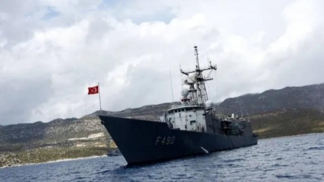 Türkiye'den Rum Kesimi'nin kıta sahanlığı ihlaline müdahale