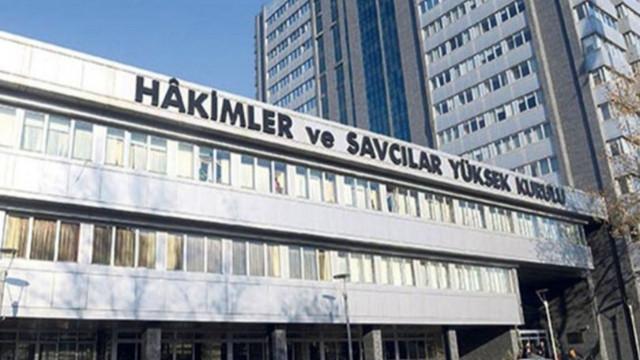 HSK, 13 hakim ve savcıyı FETÖ irtibatı nedeniyle meslekten ihraç etti