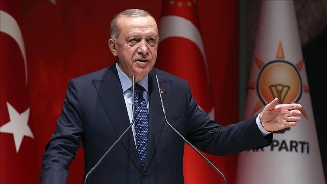 Cumhurbaşkanı Erdoğan'dan 3600 mesajı: Önümüzdeki yılın sonuna kadar bu mesele çözülecek