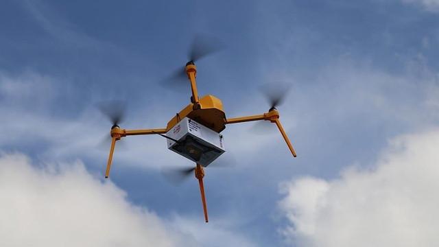 Drone kargolara vize çıktı! Pilot güzergah İstanbul-Ankara