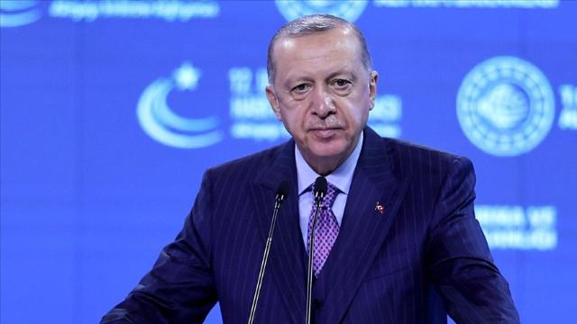 Cumhurbaşkanı Erdoğan: Kanal İstanbul fiilen uygulanma aşamasına geldi