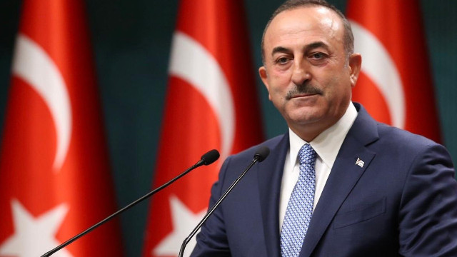 Çavuşoğlu'ndan Biden'a: Türkiye'yi suçlamak yerine yanlış politikalarınızdan vazgeçin