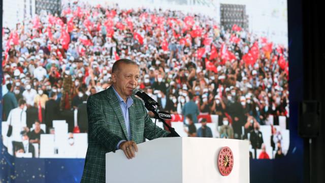Cumhurbaşkanı Erdoğan: Gelin hep birlikte kazanalım