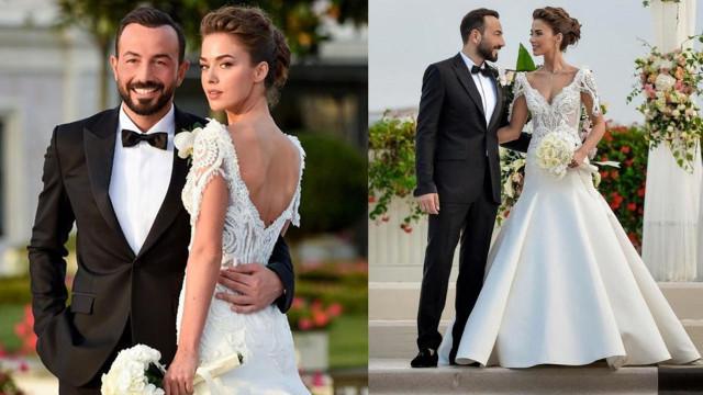 3 yıllık evlilik resmen bitti! Hakan Baş ile Bensu Soral boşandı