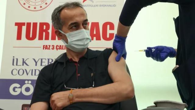 Yerli aşı bekleyenlere müjde!