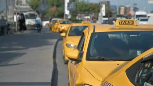 İBB, Taksiciler Odası'na rest çekti
