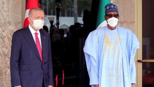 Erdoğan'dan Nijerya'da açıklama: İş birliğimizi ileri taşımaya kararlıyız