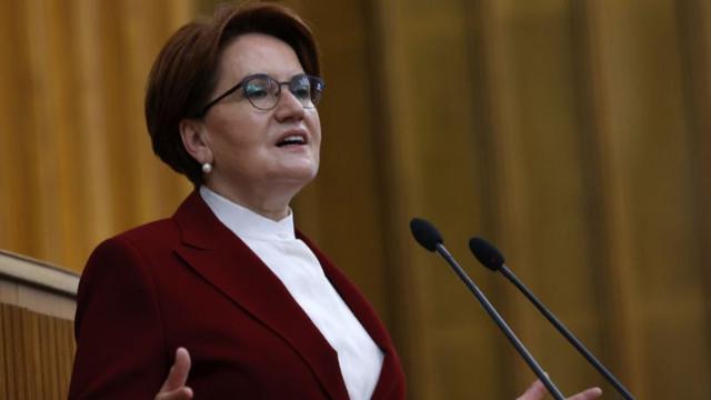 İYİ Parti lideri Akşener: Haydi Sayın Erdoğan vakit tamam, artık seçim vakti