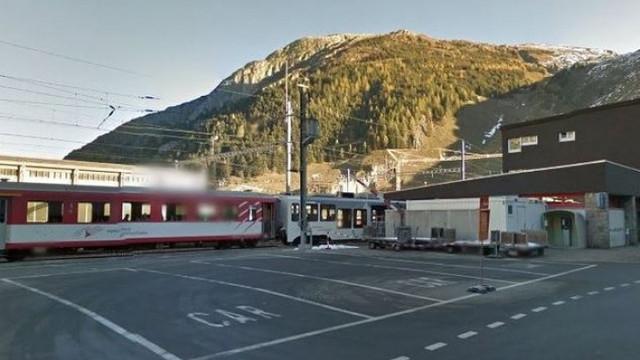İsviçrede iki tren çarpıştı: 30 yaralı