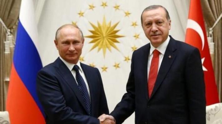 Türkiye-Rusya-İran Üçlü Zirvesi öncesi liderlerin görüşmesi başladı