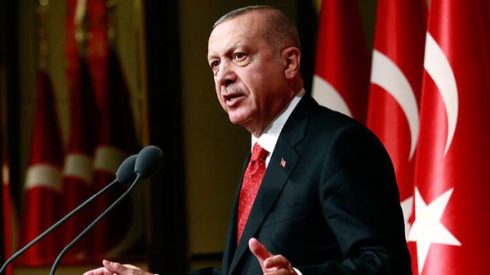 Erdoğan: Milletimiz bu dönemi en az kayıp ve hasarla atlatacaktır