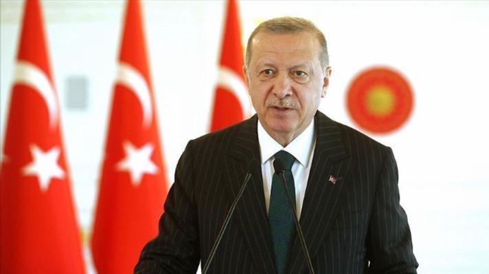 Cumhurbaşkanı Erdoğan: Santraller bizler için medeni olmanın adeta sıçrama tahtalarıdır