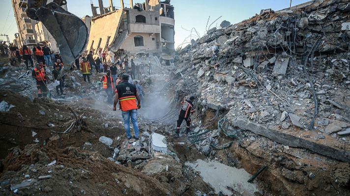 İsrail saldırılarında şehit sayısı yükseldi