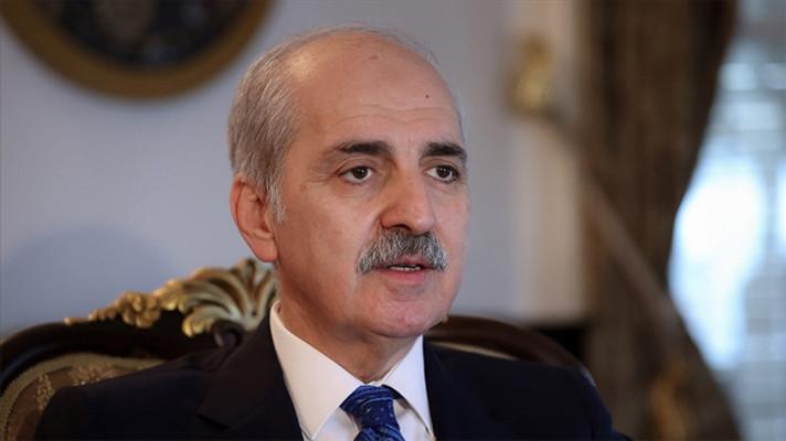 AK Parti Genel Başkanvekili Kurtulmuş: Kardeşliğimizi hiçbir provokasyon bozamayacaktır
