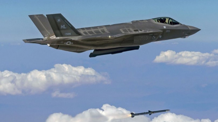 ABD'den F-35 açıklaması: Türkiye önemli bir NATO müttefikidir