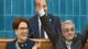 İYİ Parti başkan adayı kürsüde 'bozkurt' işareti yaptı