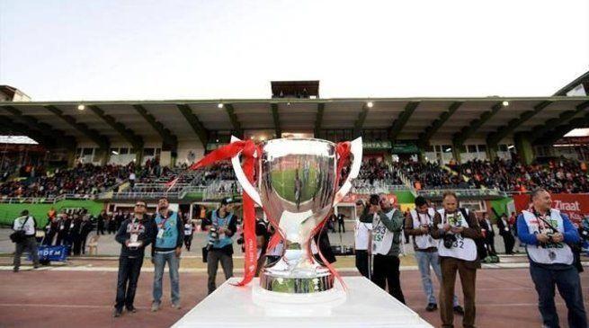 Ziraat Türkiye Kupası'nda ikinci maçların programı - Sayfa 1