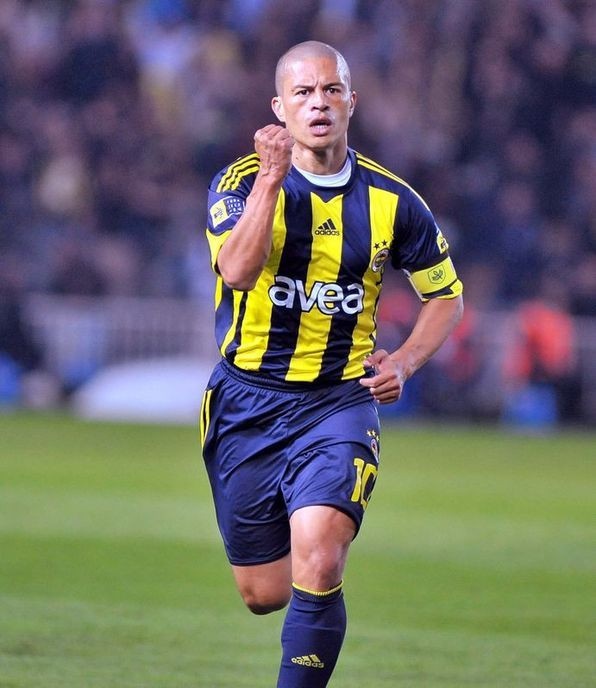 Alex de Souza: Fenerbahçe'yi çok özledim - Page 3