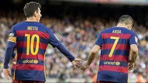 Messi, Arda'ya selam vermiyor - Page 4