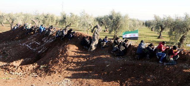 Afrin'den 'Zeytin Dalı Harekatı'ndan ilk kareler - Page 3