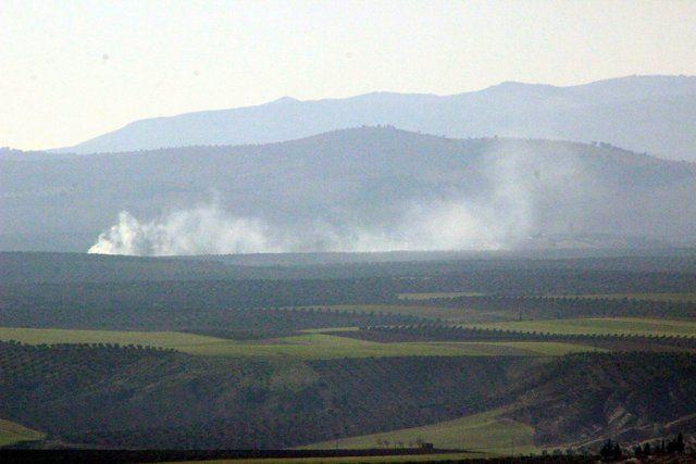 Afrin'den 'Zeytin Dalı Harekatı'ndan ilk kareler - Page 1