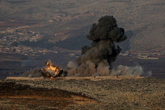Afrin'den 'Zeytin Dalı Harekatı'ndan ilk kareler - Page 5