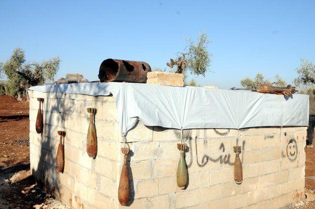 Afrin'den 'Zeytin Dalı Harekatı'ndan ilk kareler - Page 4