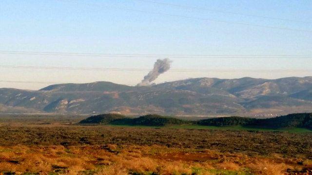 Afrin'den 'Zeytin Dalı Harekatı'ndan ilk kareler - Page 10