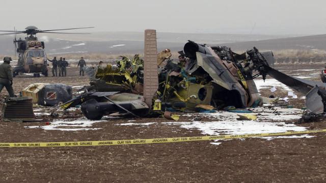Helikopterin kırıma uğraması ne demek? Havacılıkta kırım nedir?