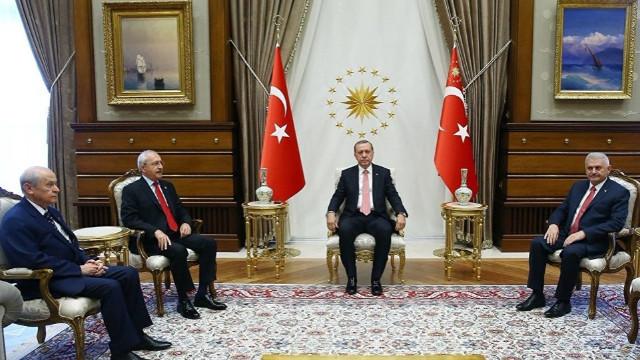Türk siyasetinde ittifak dönemi