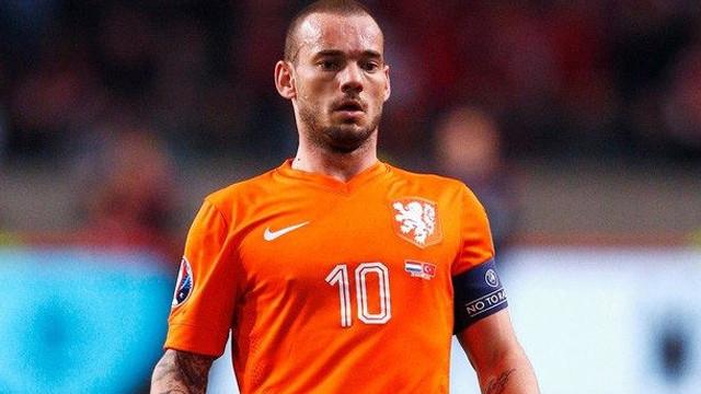 Sneijder, Hollanda Milli Takımı'nı bıraktı