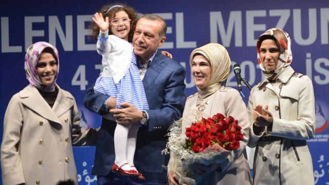 Cumhurbaşkanı Erdoğan'ın kaç torunu var? Erdoğan'ın torunlarının isimleri ne?