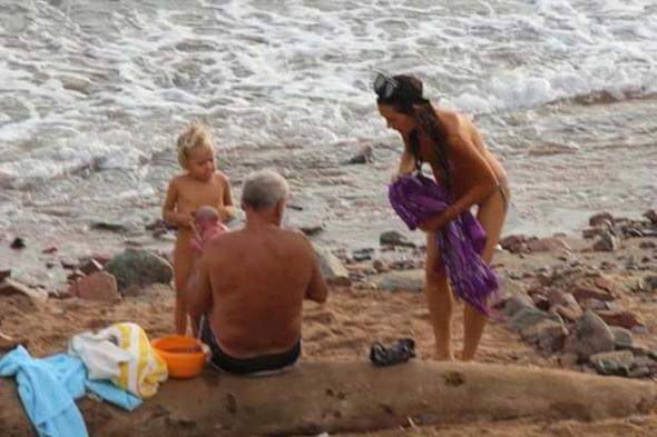 Rus turist denizde doğurdu, balkondan o anları kaydetti - Page 2