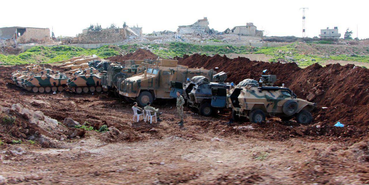 Namlular Afrin'e çevrildi - Page 2