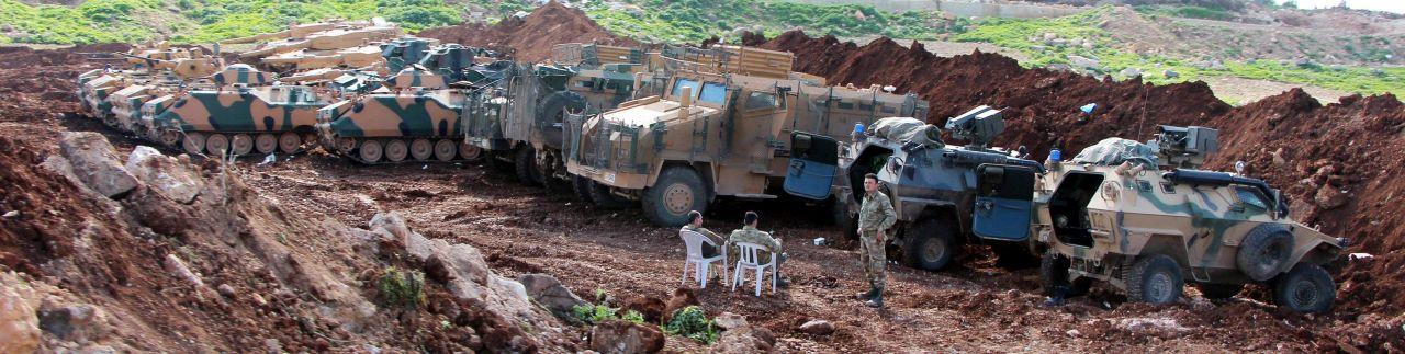 Namlular Afrin'e çevrildi - Page 3