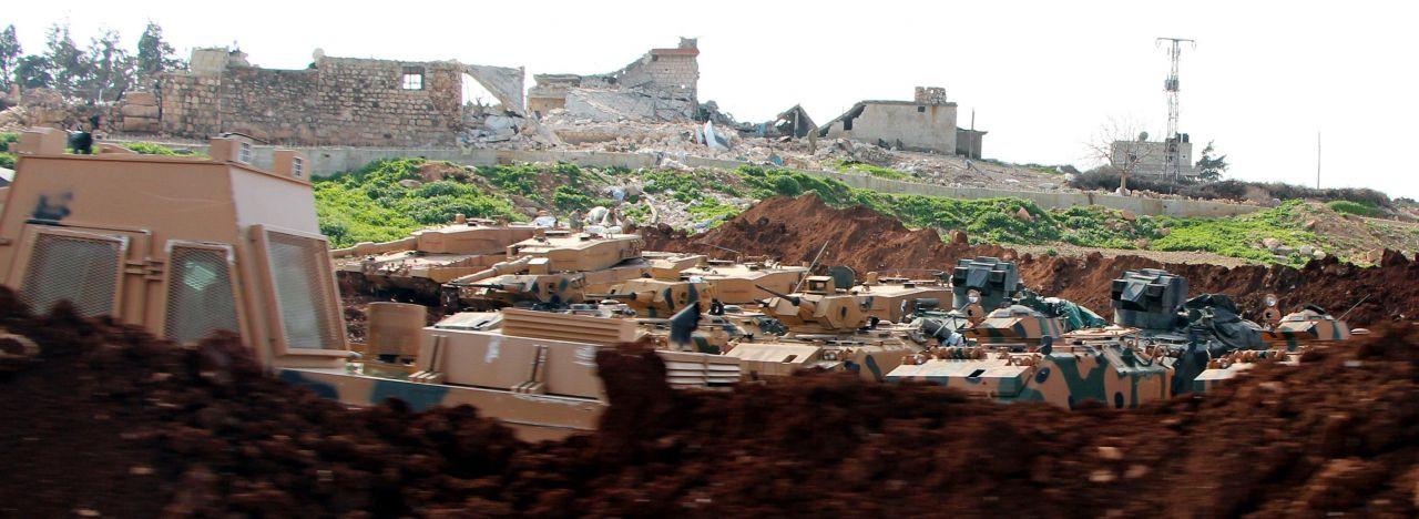 Namlular Afrin'e çevrildi - Page 4