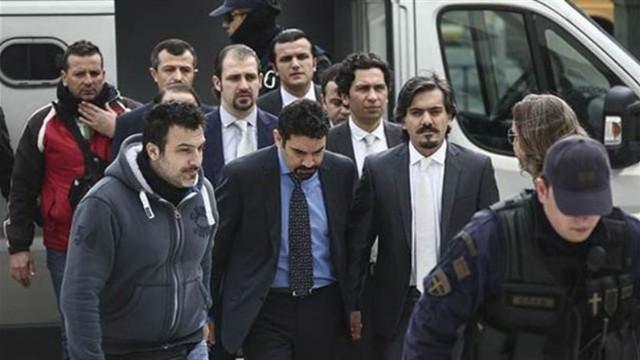 Yunanistan'da temyiz mahkemesi, 8 darbeci asker için yapılan iade talebini reddetti