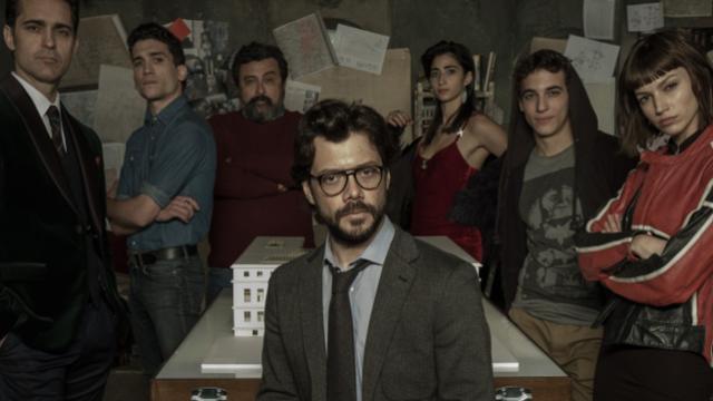 La Casa De Papel'in İstanbul'da çekilmiş tanıtım filmi yayınlandı
