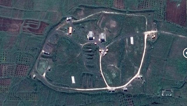 Suriye'de vurulan tesislerin uydudan görüntüleri yayınlandı - Page 1