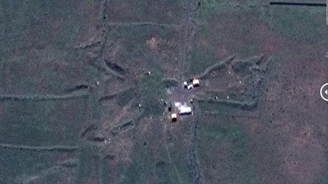 Suriye'de vurulan tesislerin uydudan görüntüleri yayınlandı - Page 3
