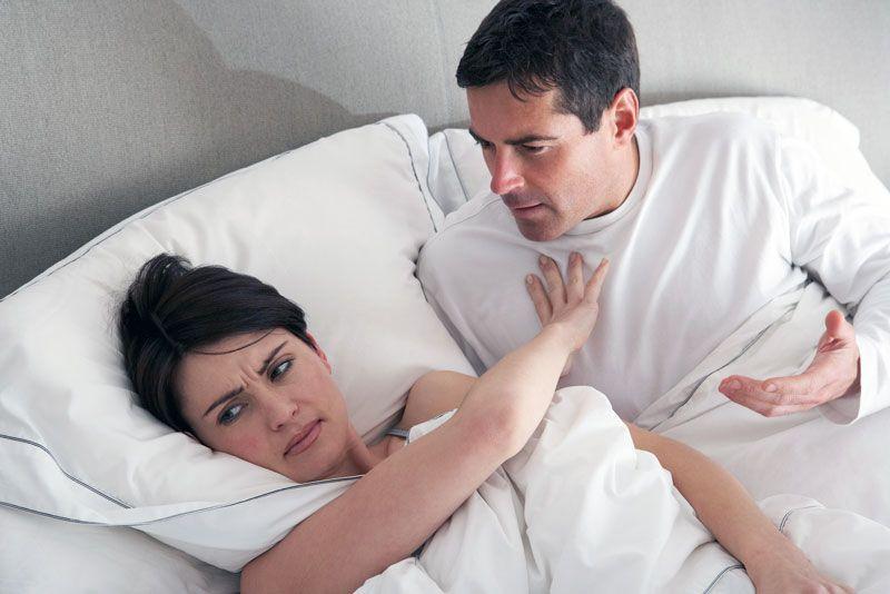 Kadınlar cinsellikten neden soğur? Kadınların seksten soğuma nedenleri - Page 1