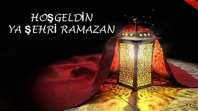 Resimli Ramazan mesajları-Kısa, anlamlı Ramazan ayı SMS mesajları