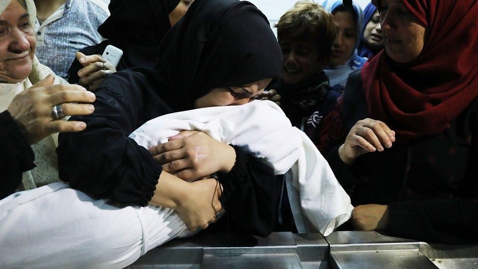 Gazze'deki Leyla bebeğe ne oldu? Gazze'de 8 aylık bebek Leyla'nın son görüntüleri
