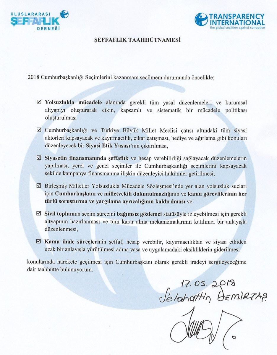 İşte 2018 Cumhurbaşkanlığı seçimlerinde cumhurbaşkanı adayı olan Selahattin Demirtaş'ın mal varlığı