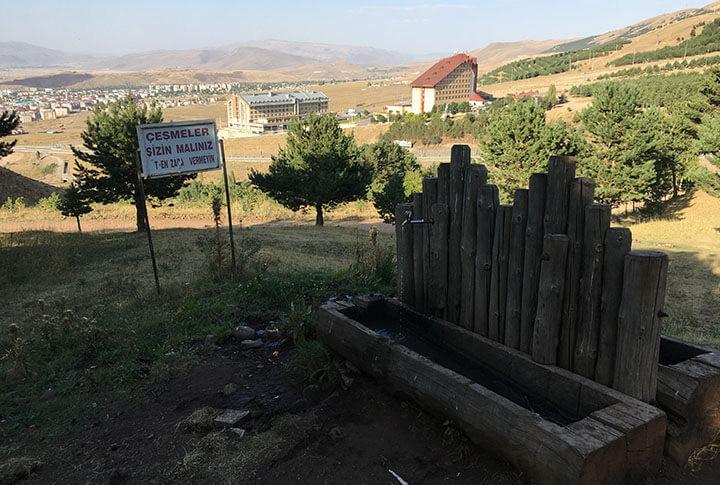 Sevdiklerinizle güzel zaman geçirebileceğiniz Erzurum piknik alanları