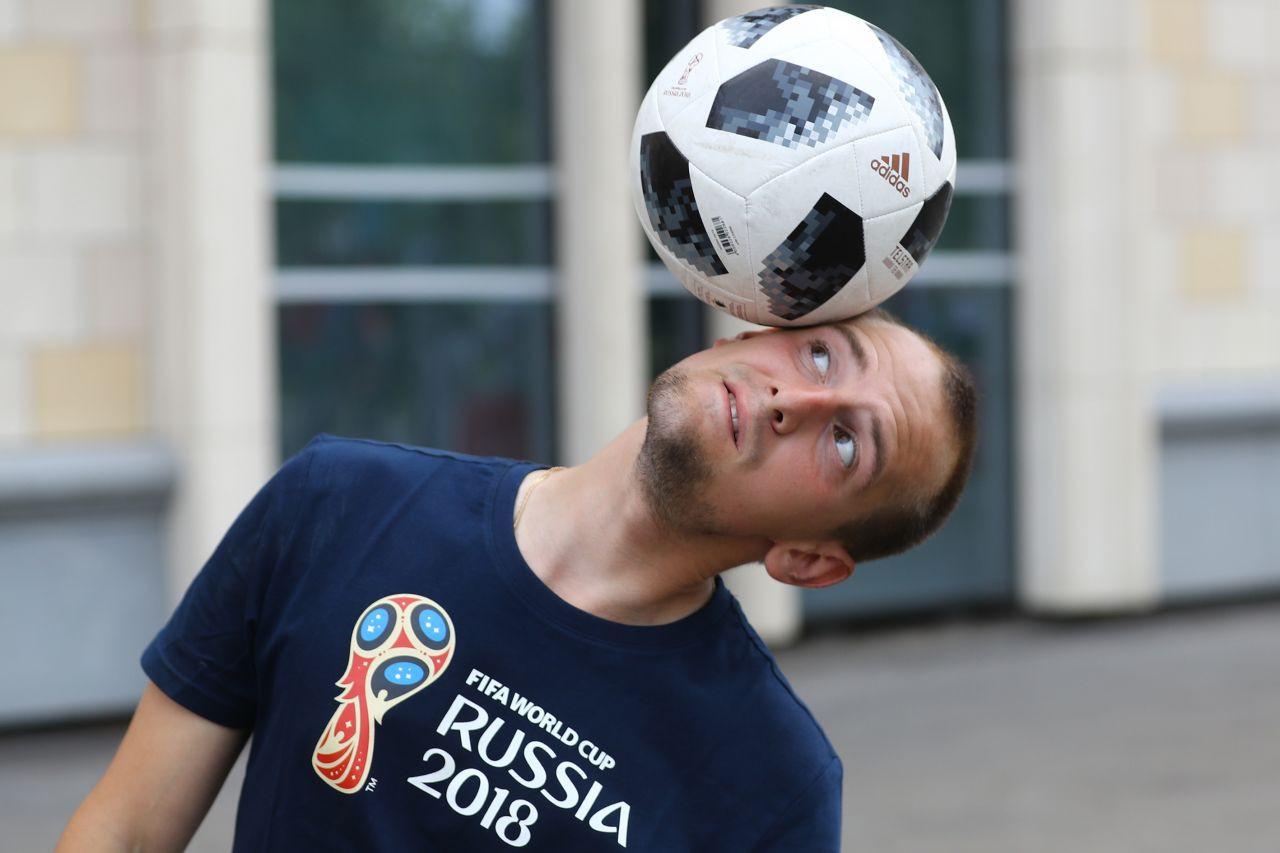 Dünya Kupası'nın ilk gününe taraftarlar damgasını vurdu - Page 1