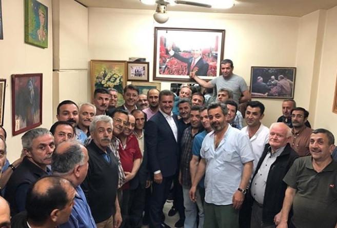 Mustafa Sarıgül belediye seçimlerine yeniden hazırlanıyor