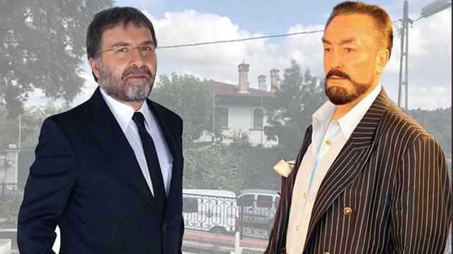 Adnan Oktar operasyon sırasında Ahmet Hakan'ı aramış