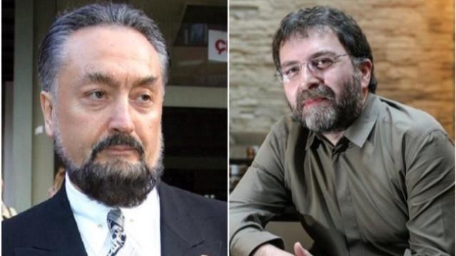 Yeni Akit yazarı yazdı: Adnan Oktar Ahmet Hakan'ı nasıl aldattı?