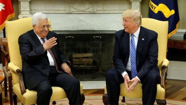ABD'den Filistin ve Ürdün için konfederasyon planı